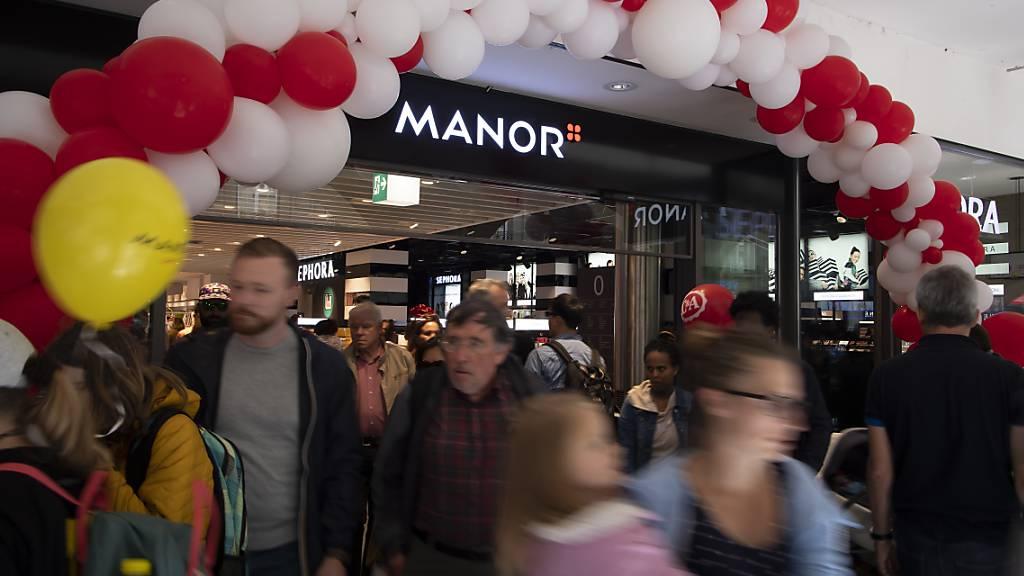 Fnac eröffnet bei Manor in der Westschweiz weitere Shop-in-Shops
