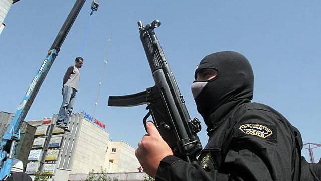 Iran: Todesstrafe am Strang (Archiv)