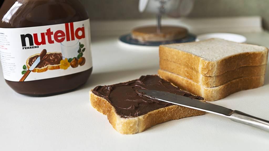 Nutella hat jetzt weniger Kakao drin
