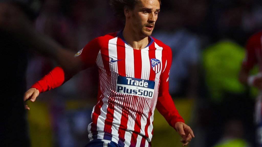 Antoine Griezmann wird Atletico Madrid am Saisonende verlassen
