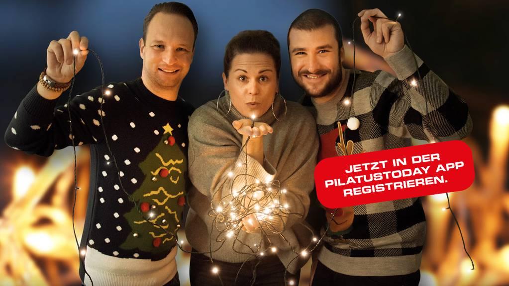 Radio Pilatus Weihnachts-Shopping