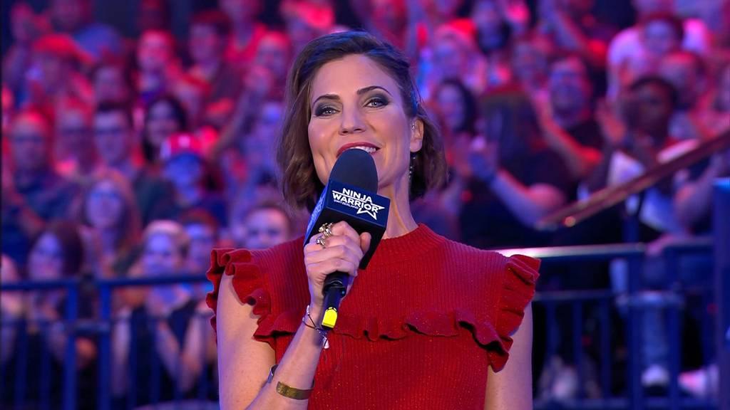 Ninja-Warrior-Moderatorin Annina Frey: «Ich will au probiere!»