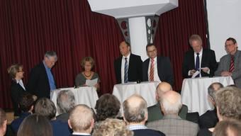 Die Neujahrsblattkommission präsentiert dem Publikum im Kulturkeller Schützen den 69. Jahrgang. ach