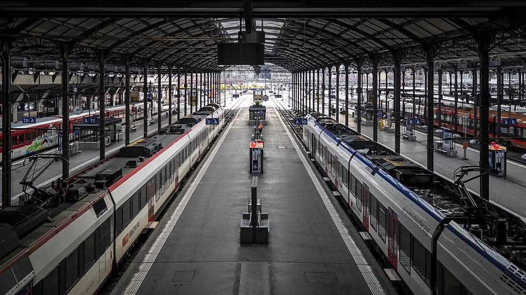 Keine Etappen: Durchgangsbahnhof soll am Stück gebaut werden