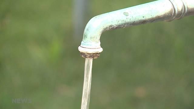 Wassernotstand in Linden