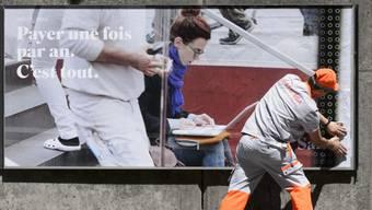 Neu werden die Plakatwände an den Kantonsstrassen von zwei Firmen vermarktet und bewirtschaftet.