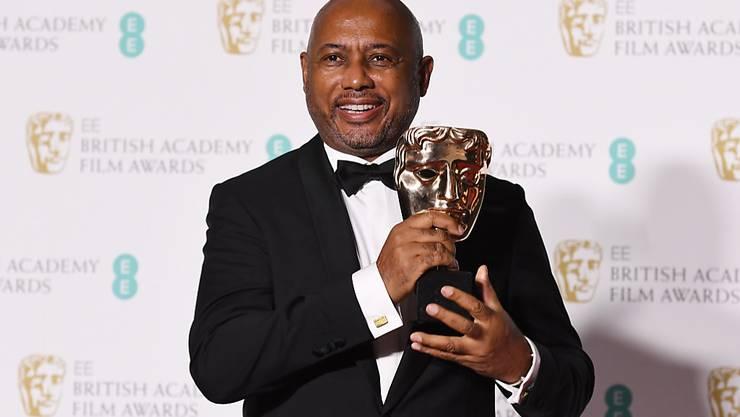 """Nach dem britischen Bafta auch noch ein französischer César: Der haitianische Filmemacher Raoul Peck gewann mit dem von der Schweiz mitproduzierten Dokumentarfilm """"I Am Not Your Negro"""" einen weiteren wichtigen Filmpreis."""