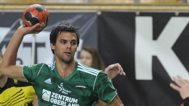 Lukas von Deschwanden erzielte den Siegtreffer im Derby
