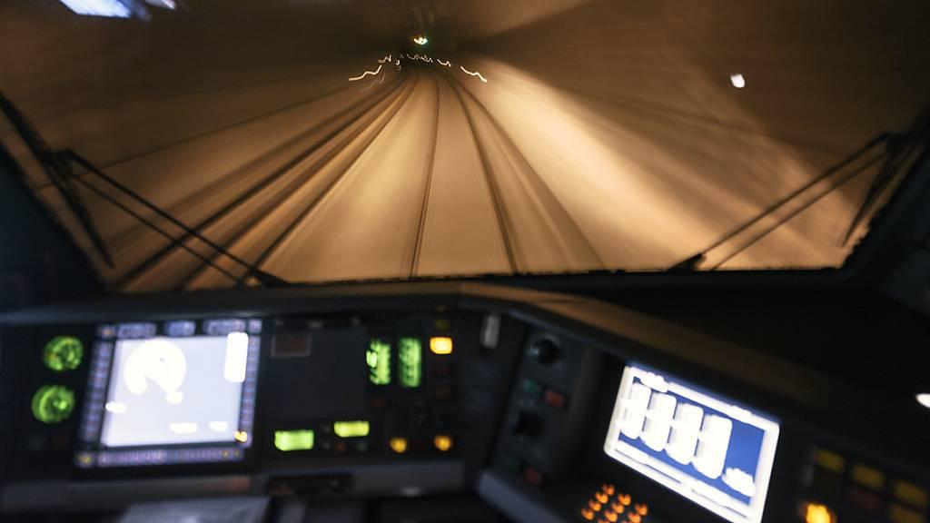 Nach Wassereinbruch gehen beide Tunnelröhren wieder in Betrieb