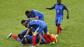 EM: Frankreich-Rumänien 2:1
