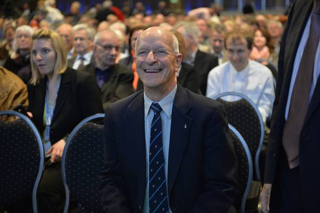 Claude Nicollier, Astronaut und Swatch-Verwaltungsrat