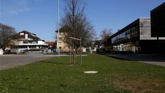 331 600 Franken kostet das gesamte Projekt beim Schulhaus Zelgli. Die Bauarbeiten dauern vom 6. Juni bis etwa Mitte Juli.