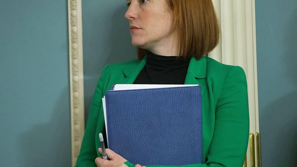 Biden stellt Kommunikationsteam vor: Jen Psaki wird Sprecherin