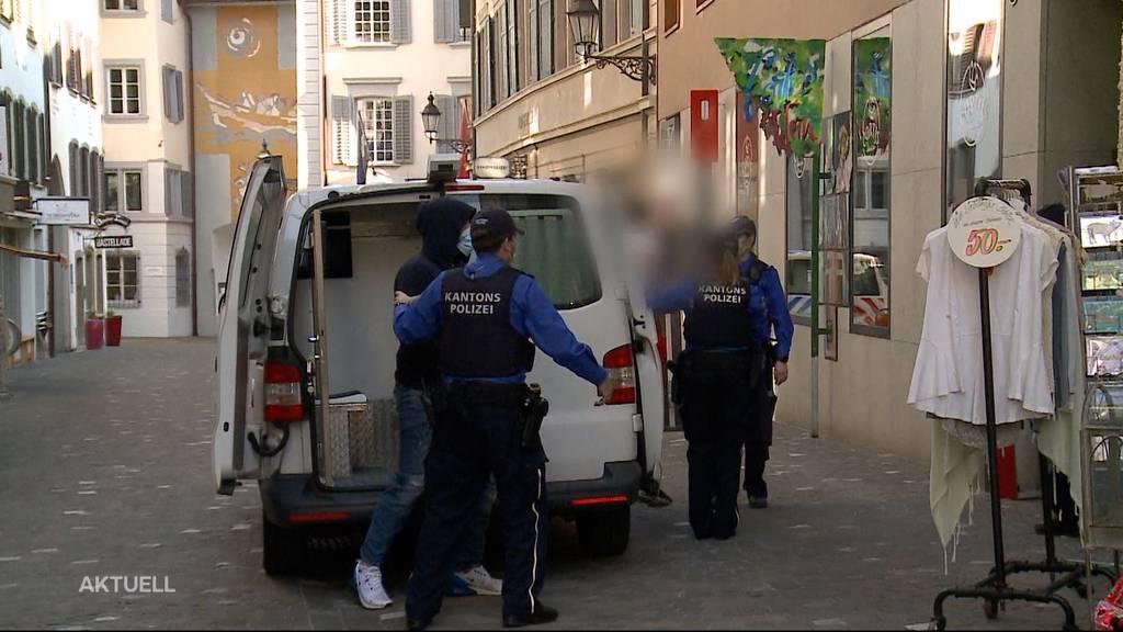 Grossprozess: 9 Einbrecher in Baden vor Gericht