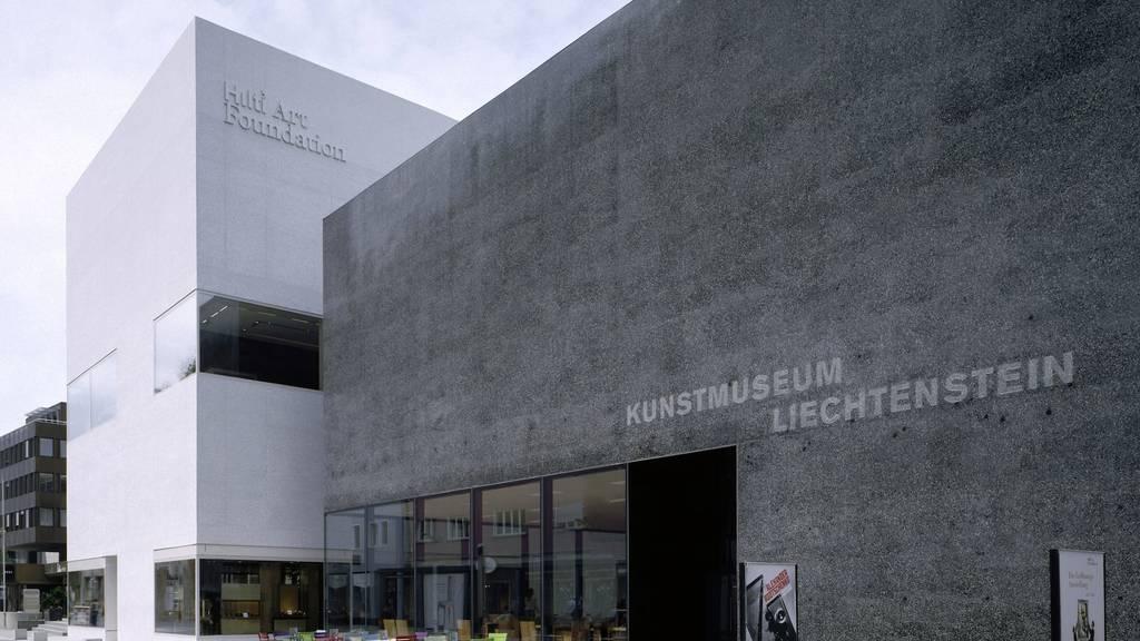 Kunstmuseum Liechtenstein mit Hilti Art Foundation