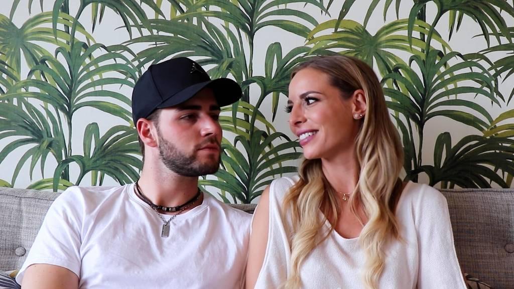 Dina Rossi und Cyrill Egli sind noch immer ein Paar