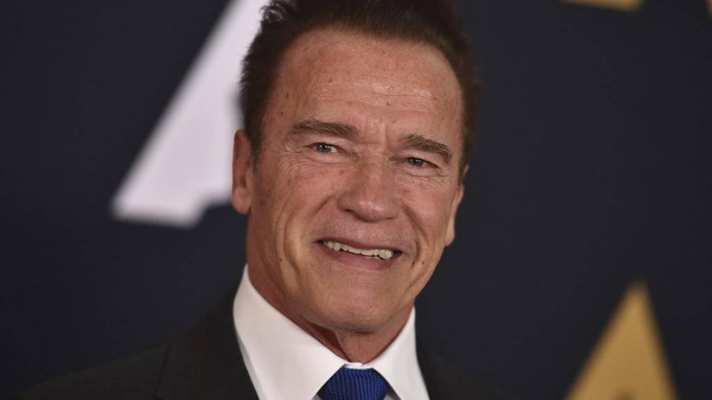 Arnold Schwarzenegger bleibt auch nach seiner Zeit als kalifornische Gouverneur politisch aktiv. Nach Washington zieht es ihn aber vorläufig nicht.