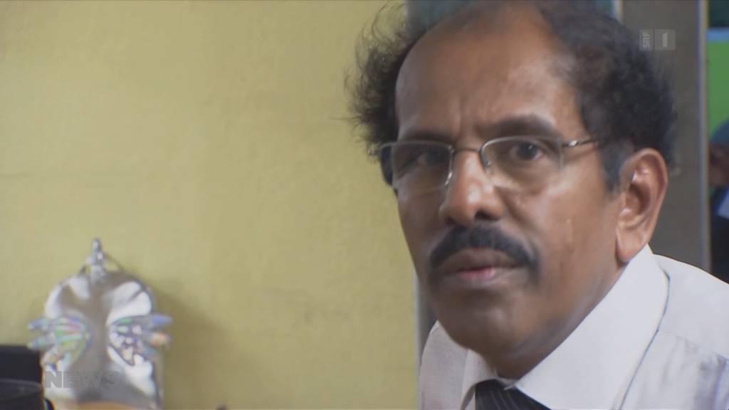 Tamilischer Pastor aus Bern: Missbrauch und finanzielle Ausbeutung