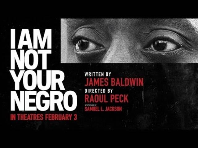 Offizieller Filmtrailer zu «I Am Not Your Negro»