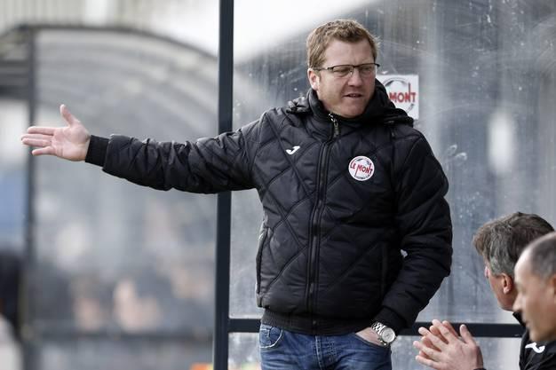 Als Aarau in der 81. Minute in Unterzahlt das 1:1 erringt, wird sich Le-Mont-Trainer Claude Gross gefragt haben: «Was soll das?»