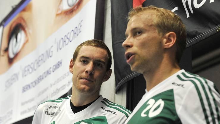 Das gefährliche Duo Mendelin/Kekkonen droht auszufallen.