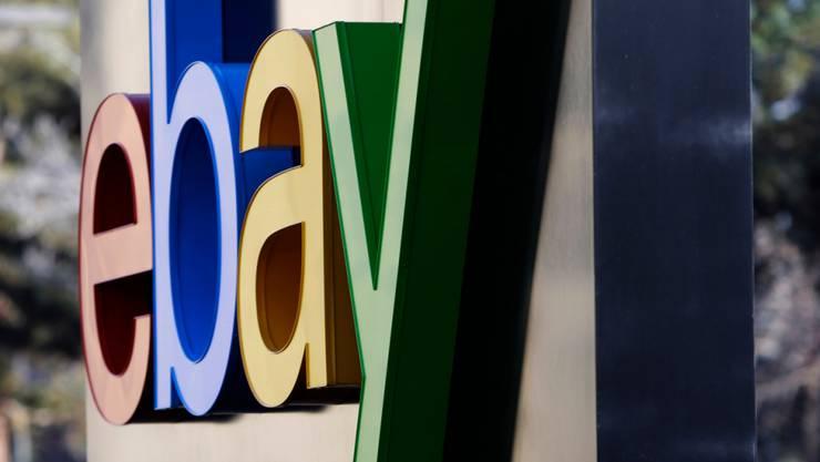 Zu Jahresbeginn liefen die Handelsgeschäfte für Ebay nicht wie erhofft. (Symbolbild)