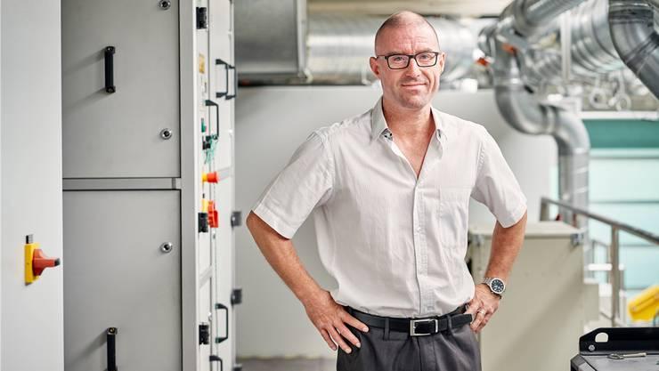 Philipp Gruner, der CEO von Medicoat.