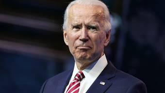 ARCHIV - Joe Biden wird seine Regierungskandidaten möglicherweise durch einen von Republikanern beherrschten Senat bringen müssen. Foto: Andrew Harnik/AP/dpa