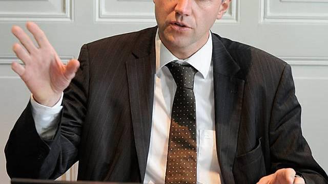 CVP-Präsident Christophe Darbellay