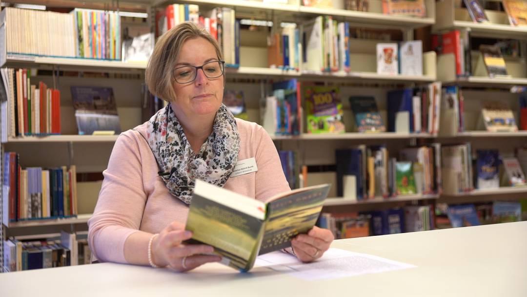 Beatrice Wehrli, Stadtbibliothek Bremgarten