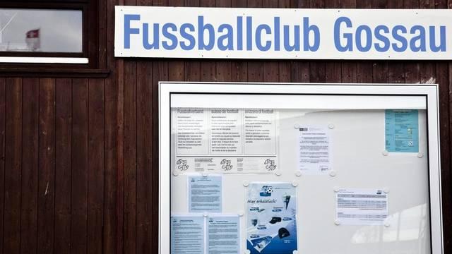 Der Tote kickte einst für den FC Gossau (Archiv)