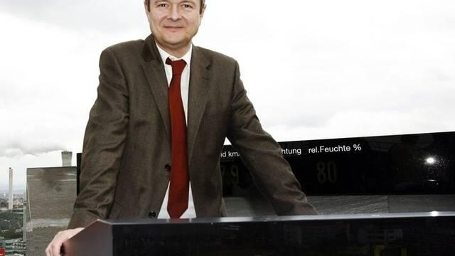 Thomas Bucheli ärgert sich über falsche Prognosen (Archiv)
