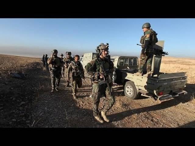 """""""Entscheidender Moment"""" im Kampf gegen IS-Miliz: Offensive auf Mossul hat begonnen"""