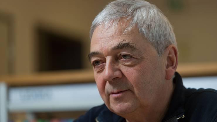 Josef Wetzel ist der neue Einwohnerratspräsident.