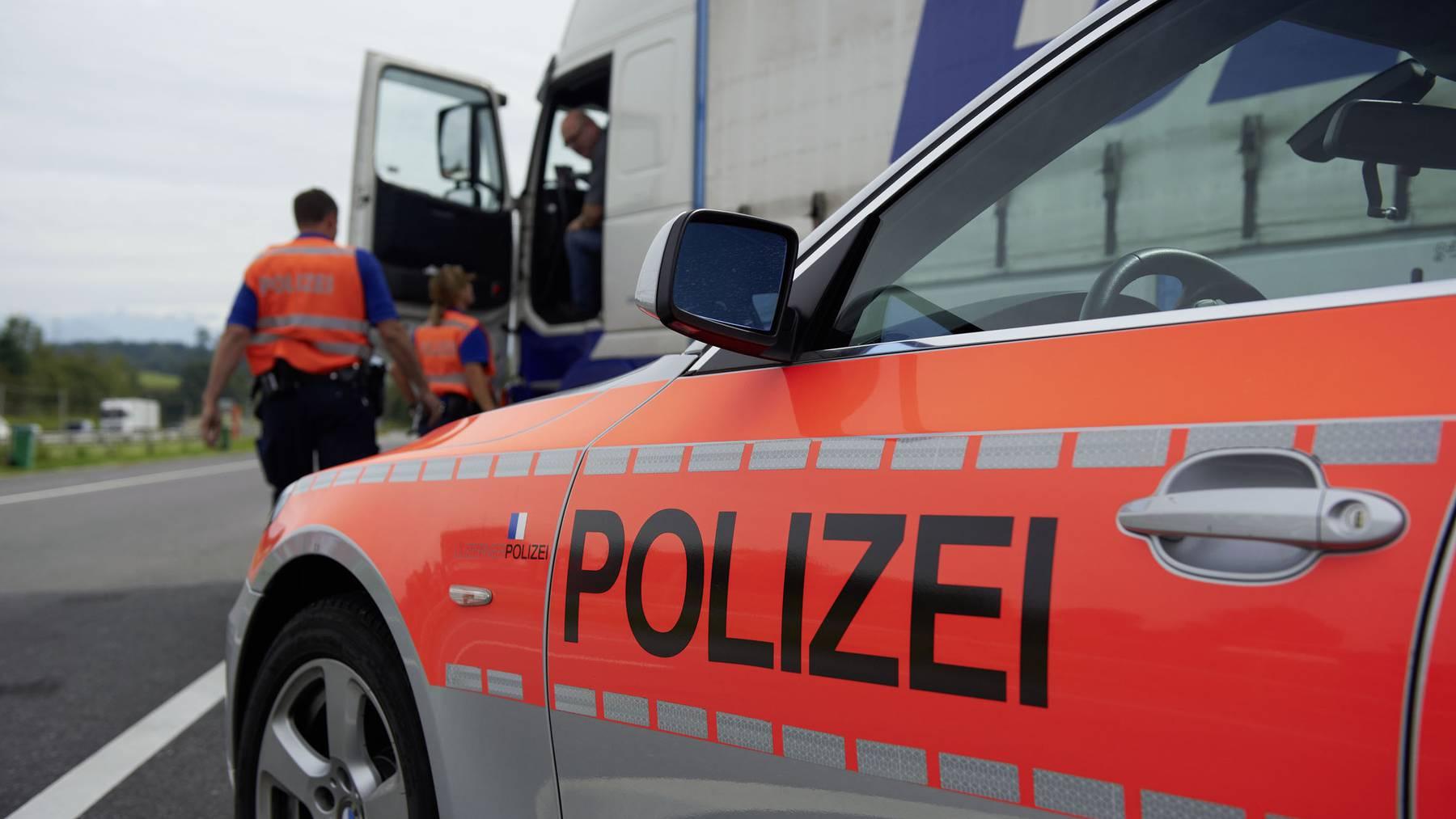 Tödlicher Unfall in Werthenstein