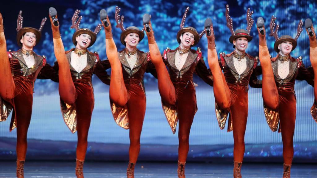 Nach einem Jahr Pause soll die Tanzshow «Rockettes» in diesem Jahr wieder aufgeführt werden. (Archivbild)