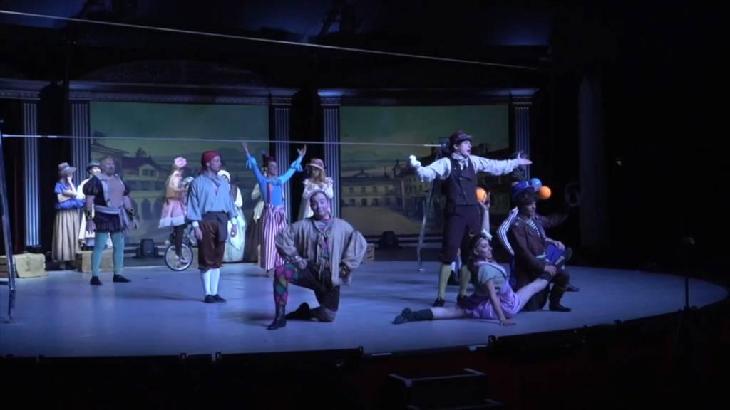 Knie-Musical: Promis Schwelgen in Erinnerungen