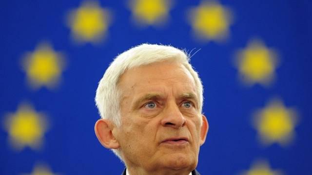 Präsident des Europäischen Parlamentes: Jerzy Buzek (Archiv)
