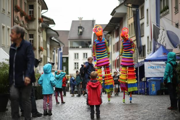 Gauklerfestival Lenzburg