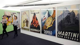 Das Museumzeigt die Installation vom 21. April bis 24. Mai mitten in der Zürcher Innenstadt, am Utoquai zwischen Helmhaus und Quaibrücke.