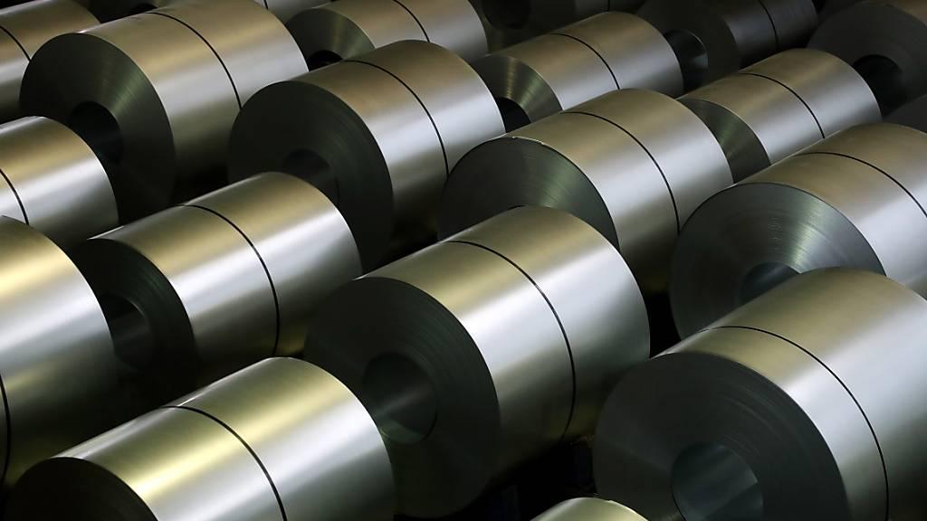 Schweiz kritisiert EU-Kontingentmengen für Stahl