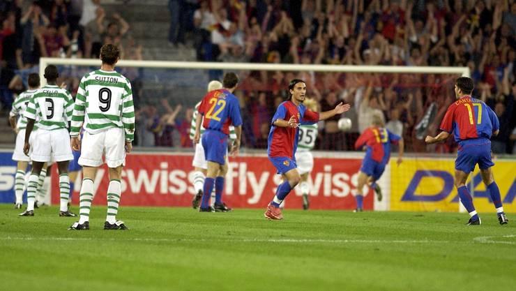 Der FCB spielt nach diesem Sieg erstmals überhaupt im Konzert der Grossen in der Champions League mit.