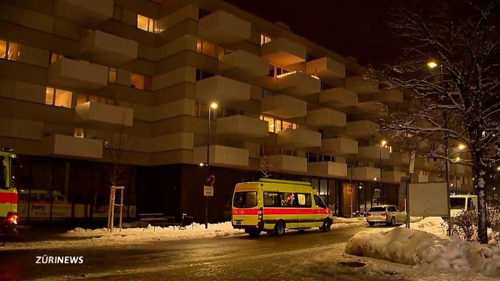 Dübendorf: 100 Wohnungen wegen Gasgeruch evakuiert