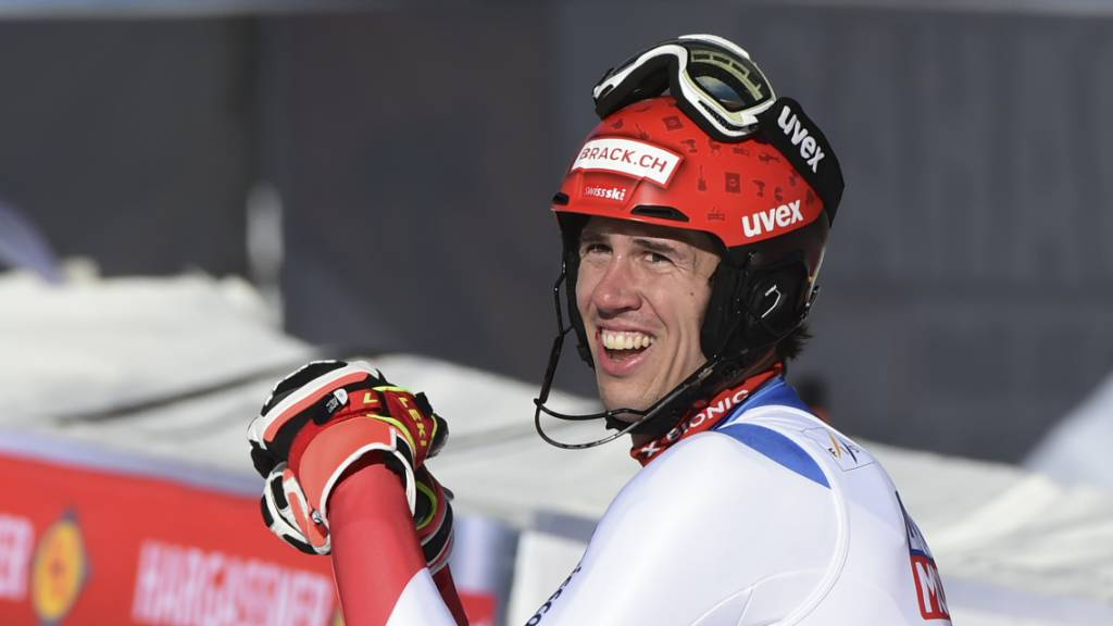 Ramon Zenhäusern wird Zweiter, Sandro Simonet fährt auf Platz 3