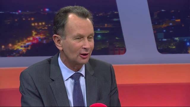 Rücktritt von Philipp Müller