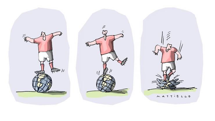 Cartoons von Mattiello