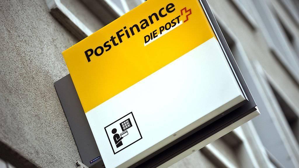 Die PostFinance ist von der Schweizerischen Nationalbank als systemrelevant eingestuft worden.