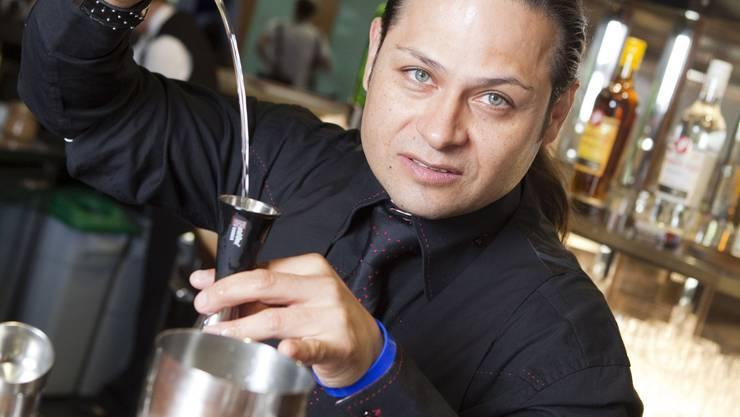 Armando Archundia ist der beste Bartender der Schweiz