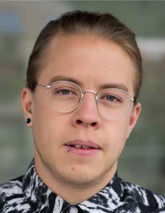 Florian Vock, Präsident Aargauischer Gewerkschaftsbund