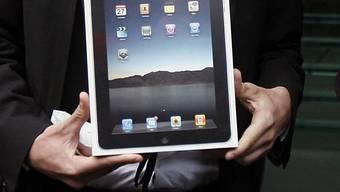 Apple hat bis anhin fast eine halbe Million iPads verkauft